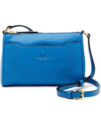 Marc Jacobs - Empire City Leather Crossbody Bag - Lyst