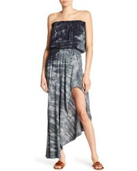 On The Road - Kay Strapless Maxi Dress - Lyst