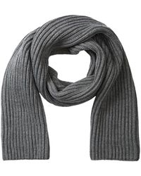 Bickley + Mitchell - Chunky Knit Scarf - Lyst