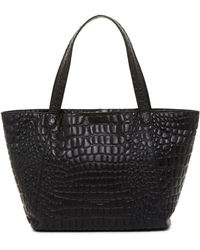 Liebeskind Berlin | Soho Croco Collection Leather Soho Tote | Lyst