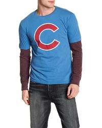 American Needle - Brass Tack Tee Cubs - Lyst