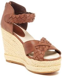 Blackstone - Braided Woven Wedge - Lyst