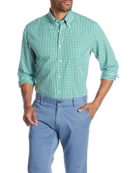 Brooks Brothers - Sidewheeler Gingham Regular Fit Shirt - Lyst