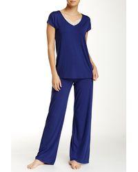 Blush Lingerie - Liberty Pyjama Set - Lyst