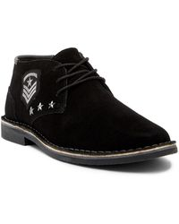 Kenneth Cole Reaction | Desert Sun Embellished Suede Chukka Boot | Lyst