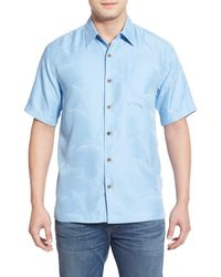 Kahala - 'onipa' Regular Fit Sport Shirt - Lyst