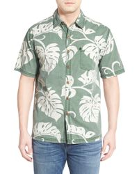 Kahala - 'manoa' Regular Fit Sport Shirt - Lyst