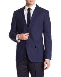 Flynt - Spicoli Knit Texture Classic Fit Jacket - Lyst