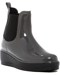 Nicole Miller - Frost Rain Boot - Lyst