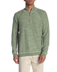 Tommy Bahama - Sandy Bay Flip Half Zip Sweater - Lyst