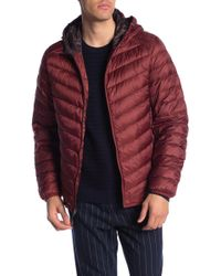 Tumi - Water & Wind Resistant Packable Jacket - Lyst
