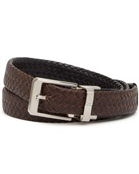 Nike - Reversible Braided Belt - Lyst