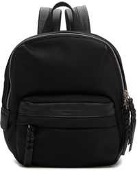 Liebeskind Berlin - Small Multipocket Nylon Selby Backpack - Lyst