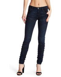 G-Star RAW - 5620 Staq 3d Mid Skinny Jeans - Lyst