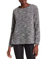 BCBGeneration - Marled Knit Sweater - Lyst