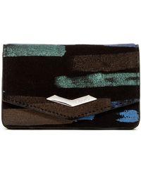 Lodis - Granada Maya Leather Card Case - Lyst