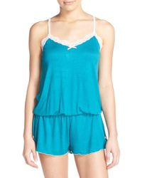 Honeydew Intimates - 'all American' Romper - Lyst