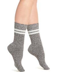 Frye - Stripe Socks - Lyst