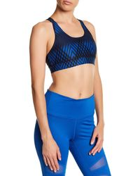 Warrior by Danica Patrick Active - Strappy Back Bra - Lyst