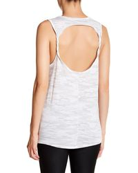 Warrior by Danica Patrick Active | Rise And Grind Twist Back Tank | Lyst