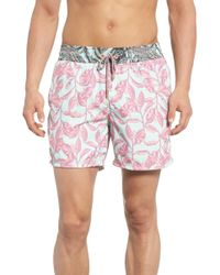 26ff691eff Maaji - Joy Quest Swim Trunks - Lyst