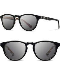 Shwood - 'francis - Pendleton' 48mm Polarized Sunglasses - Lyst