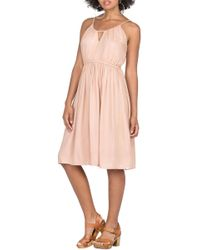 Volcom - Rough Edges Dress - Lyst