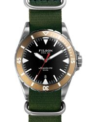 Filson - Men's Dutch Harbor Watch - Lyst