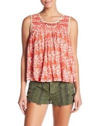 Free People - Lucky Coin Tank - Lyst