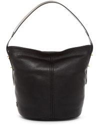 Cole Haan - Loralie Bucket Leather Shoulder Bag - Lyst