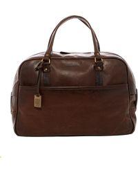 Frye - Richard Leather Vintage Gym Bag - Lyst