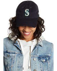 KTZ - Essential Seattle Mariners Baseball Cap - Lyst