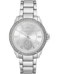 Vince Camuto - Women's Sunray Dial Bracelet Watch, 36mm - Lyst