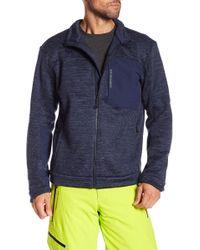 Obermeyer - Gunner Bonded Knit Jacket - Lyst