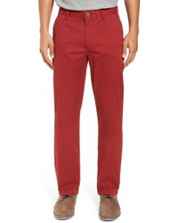 Bonobos - Straight Leg Stretch Washed Chinos - Lyst
