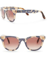 TOMS - 48mm Archie Sunglasses - Lyst