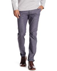 Ted Baker - Shiresy Slim Fit Trousers - Lyst