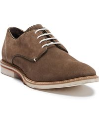 Gordon Rush - Zachary Suede Derby - Lyst