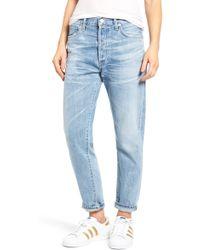 Citizens of Humanity - Liya High Waist Boyfriend Jeans - Lyst