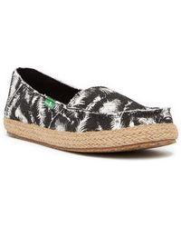 Sanuk - Funky Fiona Slip-on Sneaker (women) - Lyst