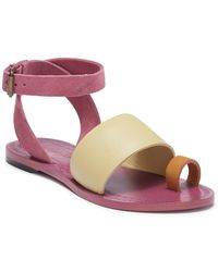Free People - Torrence Ankle Wrap Sandal (women) - Lyst