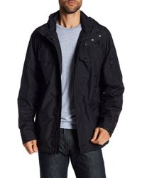 Izod - Rip Stop 3-in-1 Systems Packable Hood Jacket - Lyst