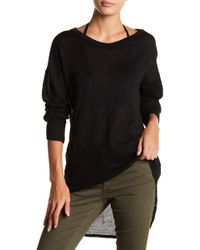 Fine by Superfine - Hi-lo Sweater - Lyst