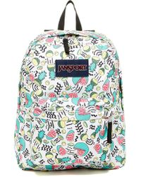 Jansport - Superbreak Fruit Ninja Backpack - Lyst