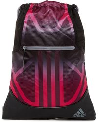 adidas - Alliance Sublimated Prime Sackpack - Lyst