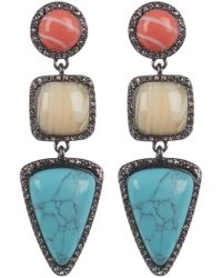 BaubleBar - Amari Drop Earrings - Lyst