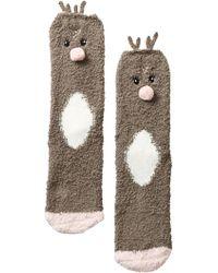 Pj Salvage - Deer Antler Cuff Socks - Lyst