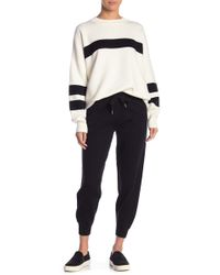 360cashmere - Serene Knit Drawstring Joggers - Lyst