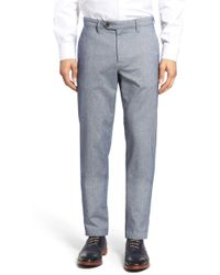 Ted Baker - Volvek Classic Fit Trousers - Lyst