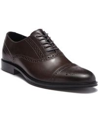 Kenneth Cole Reaction - Zac Lace-up Loafer - Lyst